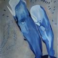 Untitled (Sperm Whales) Captivity Series#011