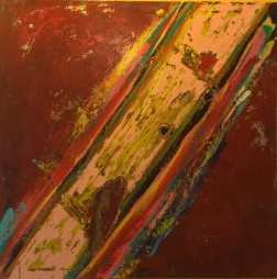 """Art At the Core, 36""""x36"""", 700.00"""